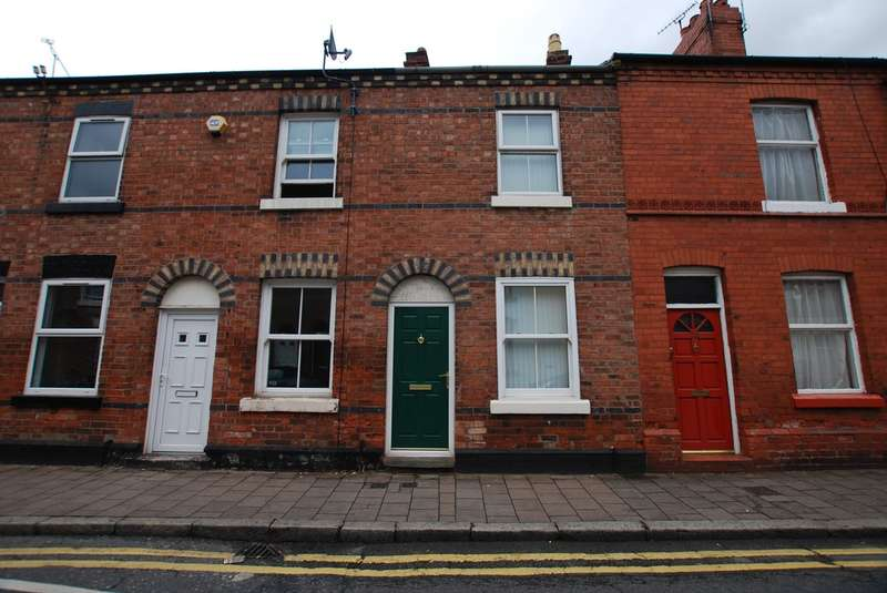 2 Bedrooms Terraced House for sale in Garden Lane, Chester, Cheshire
