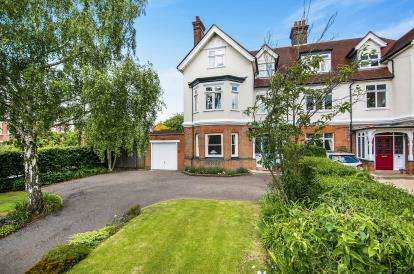 5 Bedrooms Semi Detached House for sale in Epping, Essex