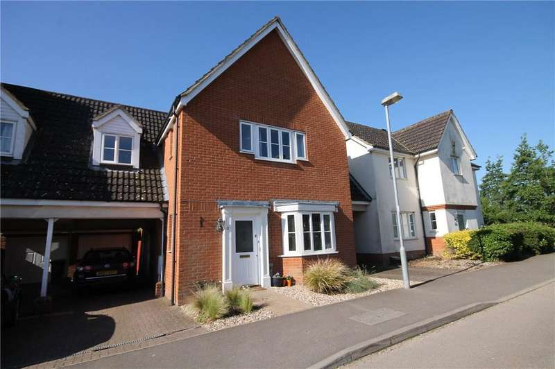 3 Bedrooms House for sale in Furlong Way, Highfields Caldecote, Cambridge, CB23
