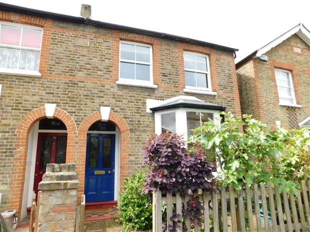 5 Bedrooms Semi Detached House for sale in Arlington Road, Surbiton