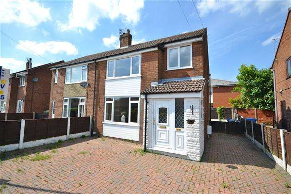 3 Bedrooms Semi Detached House for sale in Birch Road, Coppull, Chorley