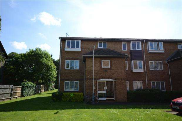 1 Bedroom Apartment Flat for sale in Newcombe Rise, West Drayton