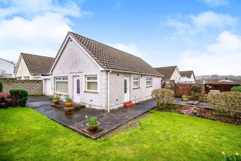 3 Bedrooms Detached Bungalow for sale in Heather Close, Sarn, Bridgend