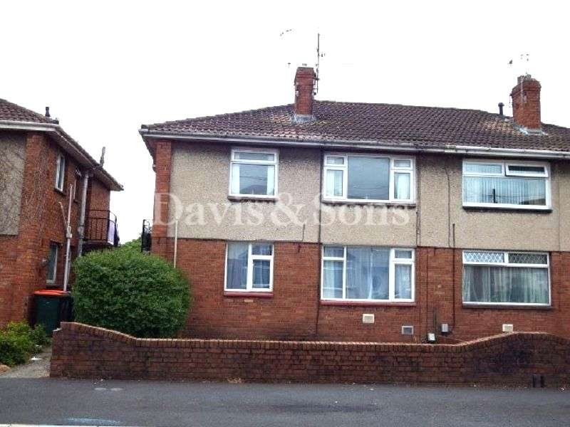 2 Bedrooms Flat for sale in Colston Avenue, Off Corporation Road, Newport. NP19 0HD