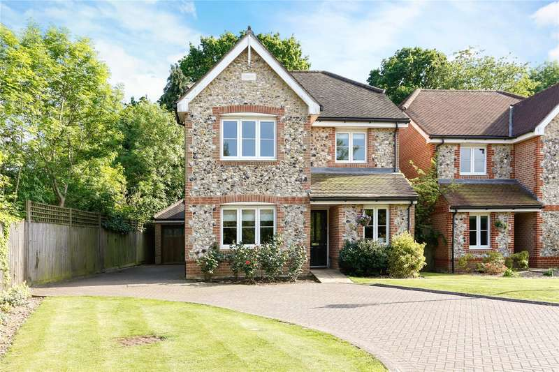 4 Bedrooms Detached House for sale in Gurnells Road, Seer Green, Beaconsfield, Buckinghamshire, HP9