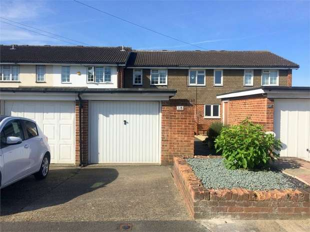 2 Bedrooms Terraced House for sale in Nova Mews, Sutton