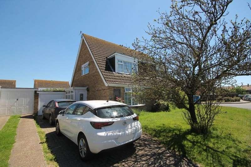 3 Bedrooms Semi Detached House for sale in Tarragon Way, Shoreham-by-Sea