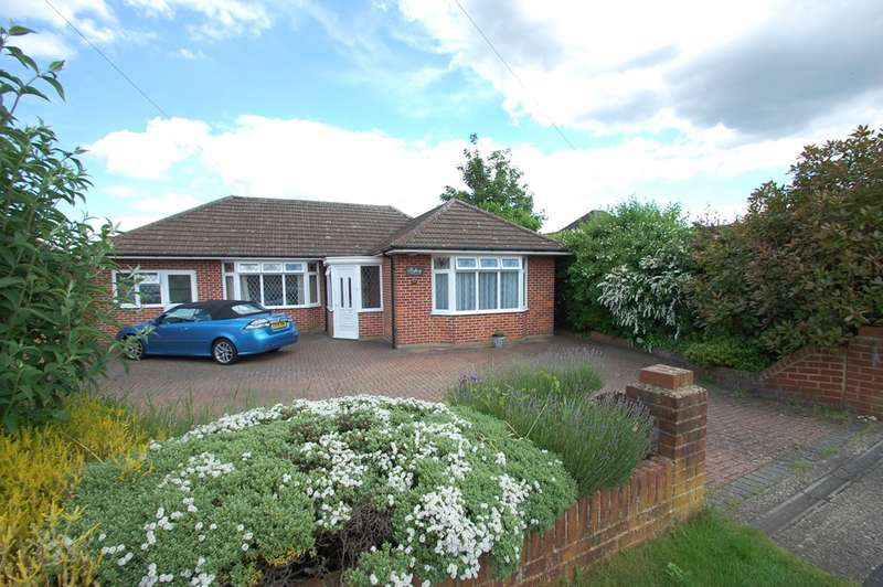 4 Bedrooms Detached Bungalow for sale in The Lagger, Chalfont St Giles, HP8