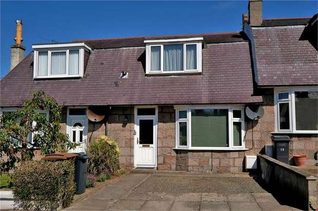 2 Bedrooms Terraced House for sale in Gairn Terrace, Aberdeen