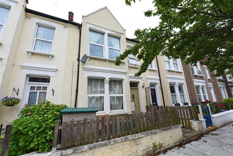 2 Bedrooms Maisonette Flat for sale in Havelock Road, Wimbledon