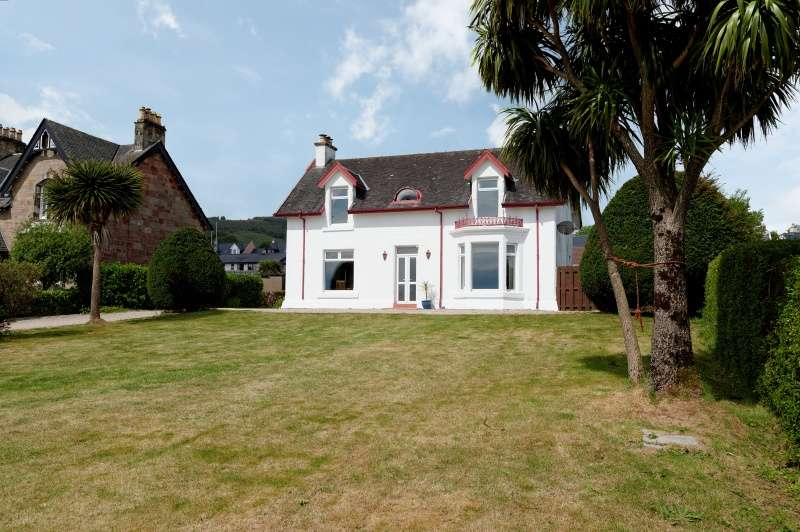 5 Bedrooms Detached House for sale in Shore Road, Lamlash, Isle of Arran, North Ayrshire, KA27 8JY