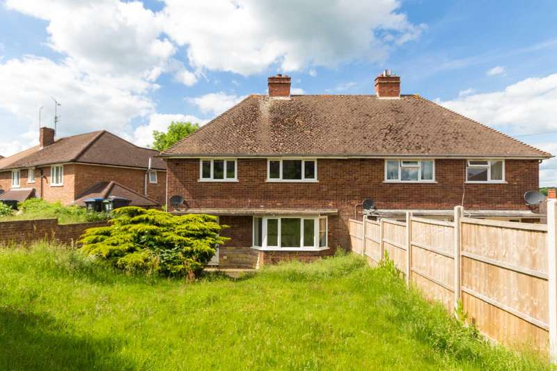 3 Bedrooms Semi Detached House for sale in Tresco Road, Berkhamsted
