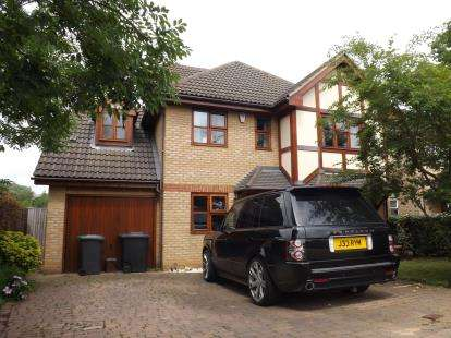 5 Bedrooms Detached House for sale in The Pyghtle, Shefford, Bedfordshire