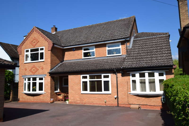 4 Bedrooms Detached House for sale in Station Road, Knowle, Solihull