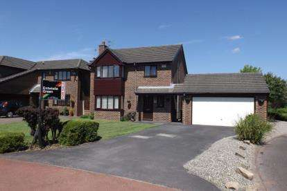 4 Bedrooms Detached House for sale in Hoylake Close, Fulwood, Preston, Lancashire, PR2