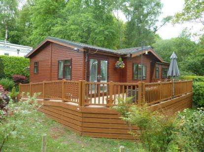 2 Bedrooms Mobile Home for sale in Woodlands Hall, Llanfwrog, Ruthin, Denbighshire, LL15