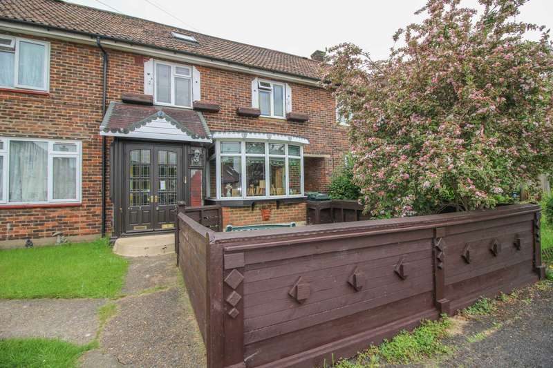 3 Bedrooms Terraced House for sale in Crowborough Path, South Oxhey