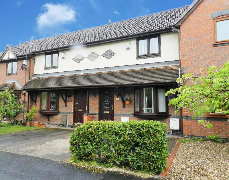 2 Bedrooms Mews House for sale in Newsholme Close, Culcheth, Warrington, Cheshire, WA3 5DF