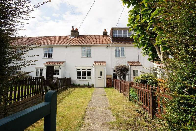 3 Bedrooms Terraced House for sale in Manor Terrace, Portsmouth Road, Bursledon, Southampton, Hampshire, SO31 8ET
