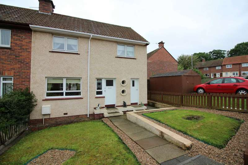 3 Bedrooms Semi Detached House for sale in Glendale Crescent, Ayr
