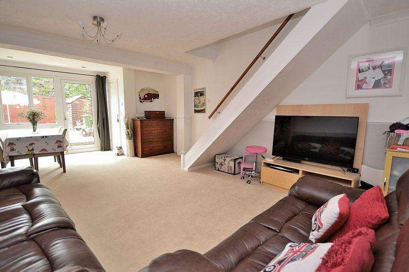 2 Bedrooms Terraced House for sale in Purwell Walk, Leighton Buzzard