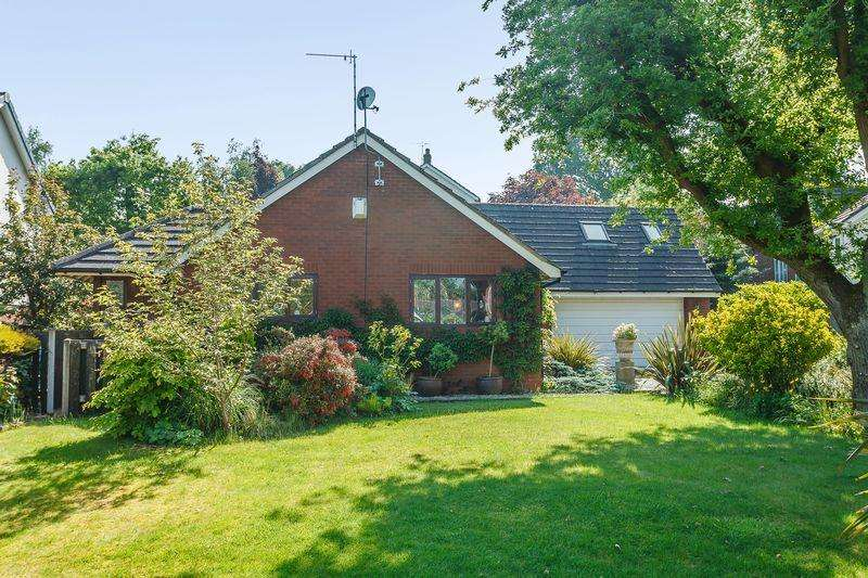 4 Bedrooms Detached House for sale in Delamere Park, Nr Northwich