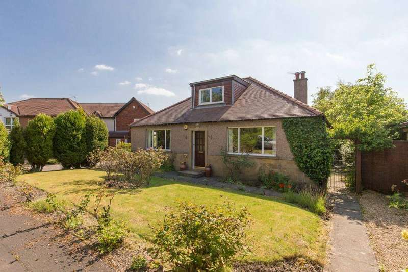 5 Bedrooms Detached Bungalow for sale in 63 St Katharine's Brae, EDINBURGH, EH16 6QR