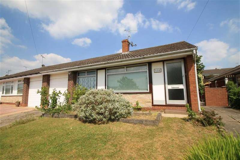 3 Bedrooms Semi Detached Bungalow for sale in Norfolk Road, Borras, Wrexham
