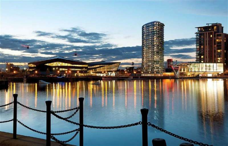 2 Bedrooms Property for sale in Royal Victoria Residence, Royal Docks, London, E16