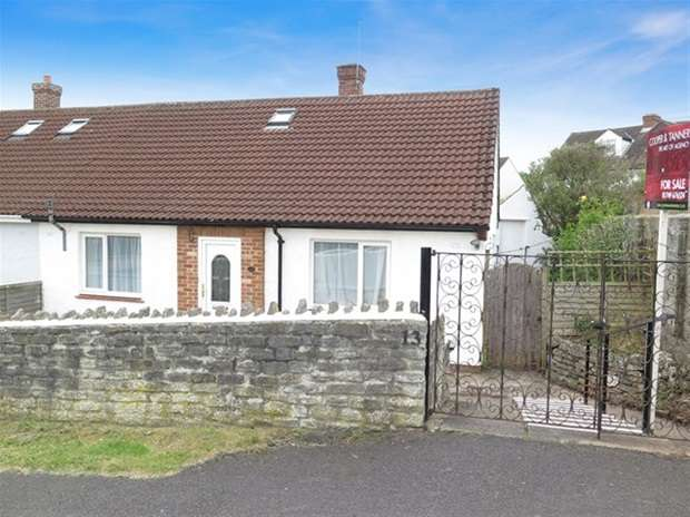 4 Bedrooms Semi Detached House for sale in Churchill Avenue, Wells
