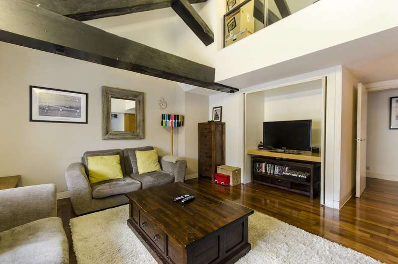 2 Bedrooms Flat for sale in The Listed Building, Wapping, E1W