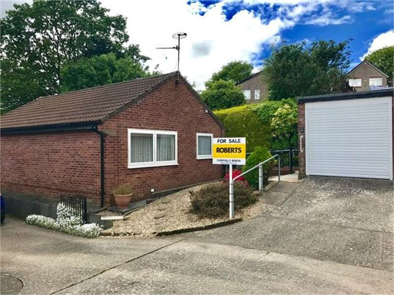 2 Bedrooms Detached Bungalow for sale in Clos Cyncoed, Caerphilly, CF83