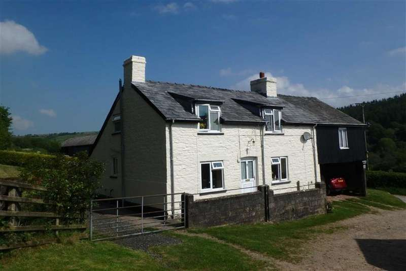 3 Bedrooms Farm Land Commercial for sale in Gwenddwr, Builth Wells, Powys
