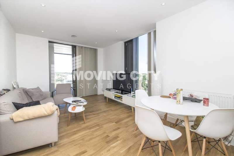 2 Bedrooms Apartment Flat for sale in Portrait, Lewisham Gateway, Lewisham, SE13