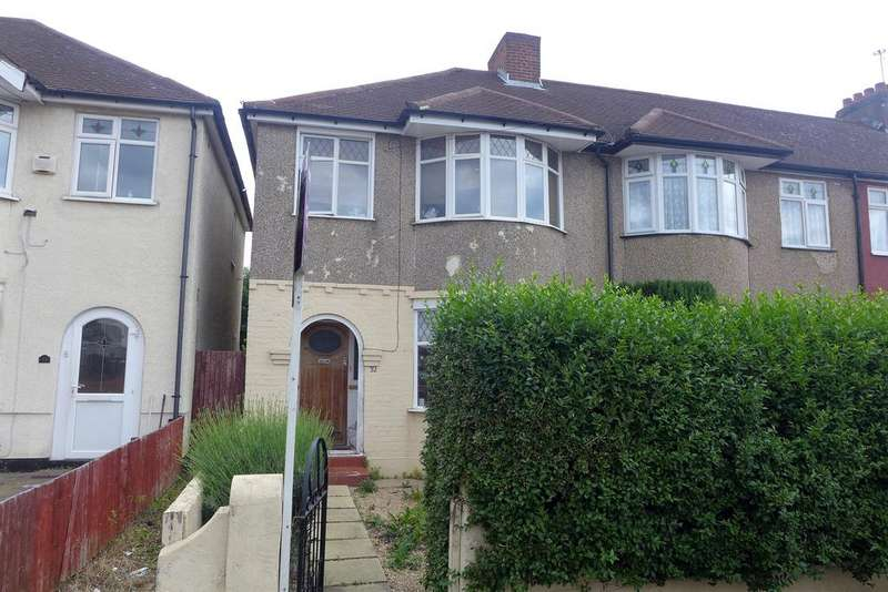 3 Bedrooms End Of Terrace House for sale in Little Park Drive, Feltham