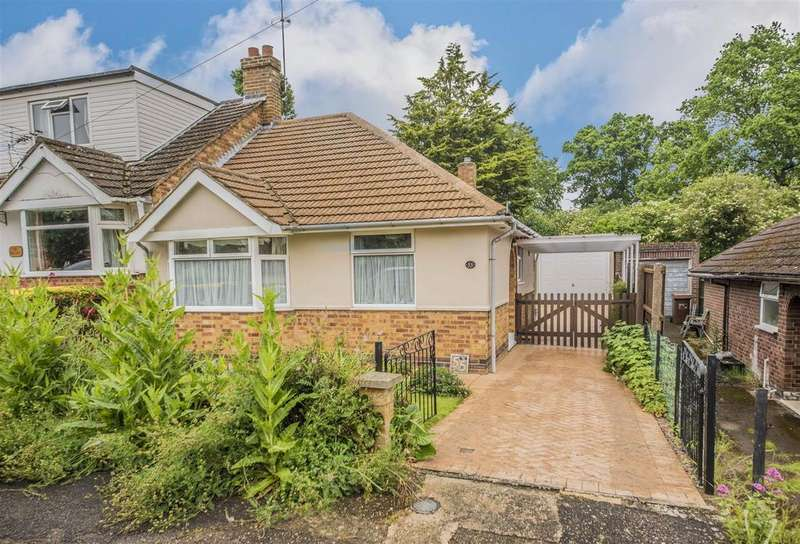 2 Bedrooms Bungalow for sale in Burford Avenue, Northampton