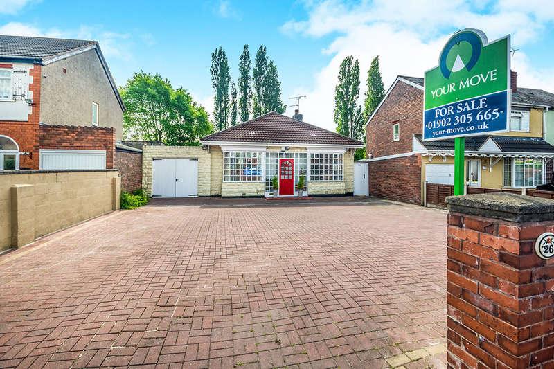 4 Bedrooms Detached Bungalow for sale in Cannock Road, Wednesfield, Wolverhampton, WV10