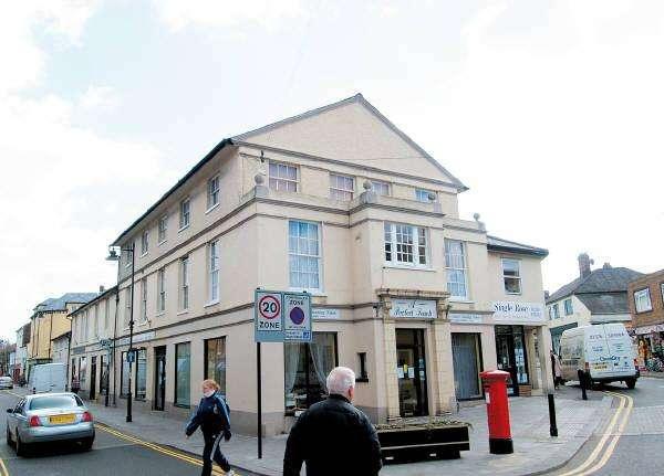 Detached House for sale in Portobello Units, High Street, Walton-on-The-Naze