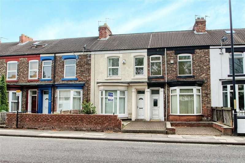 2 Bedrooms Terraced House for sale in Norton Road, Stockton-on-Tees