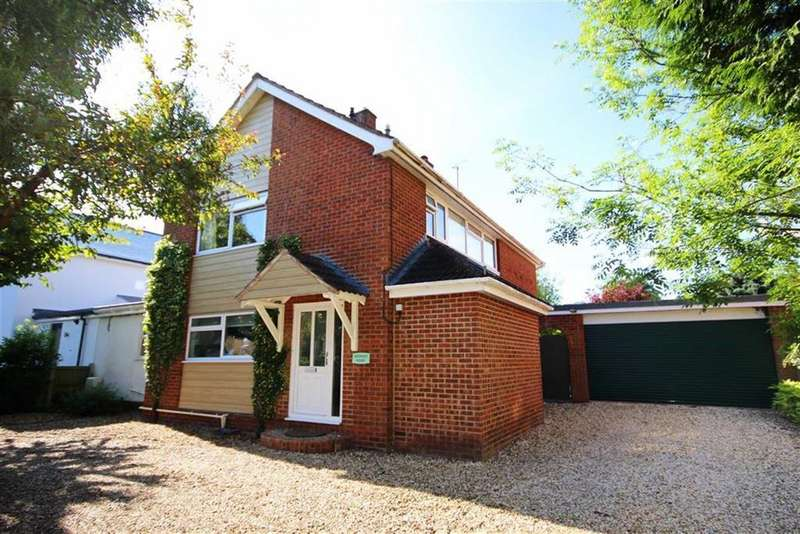 4 Bedrooms Link Detached House for sale in Halland Road, Leckhampton, Cheltenham, GL53