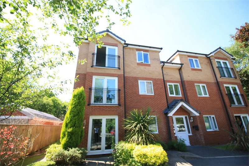 2 Bedrooms Flat for sale in 1 Newhart Grove, Worsley, MANCHESTER
