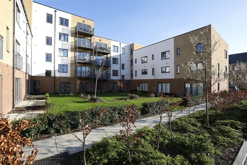 2 Bedrooms Apartment Flat for sale in Watson Place, London