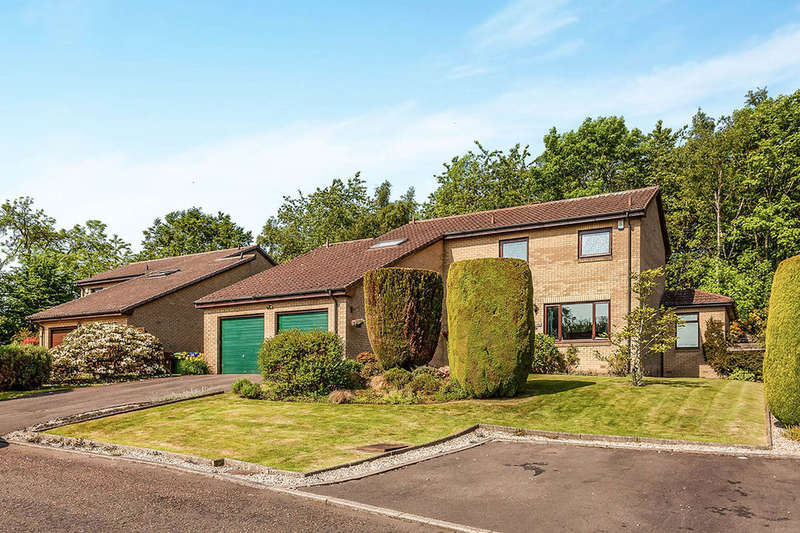 4 Bedrooms Detached House for sale in Rutherford Court, Bridge Of Allan, Stirling, FK9