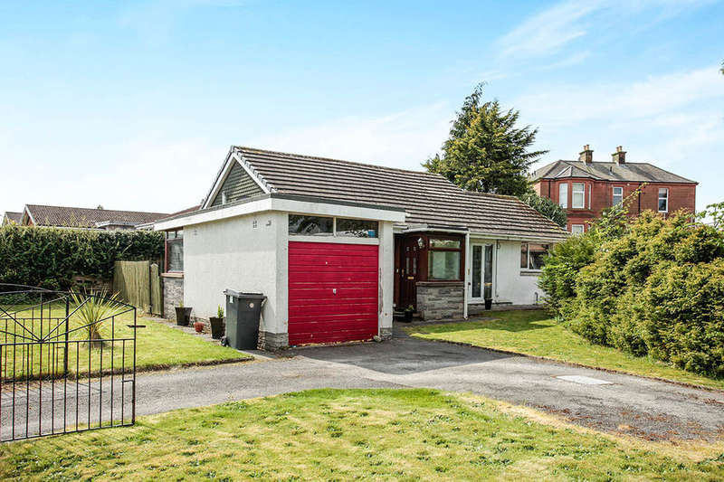 2 Bedrooms Detached Bungalow for sale in Georgetown Road, DUMFRIES, DG1