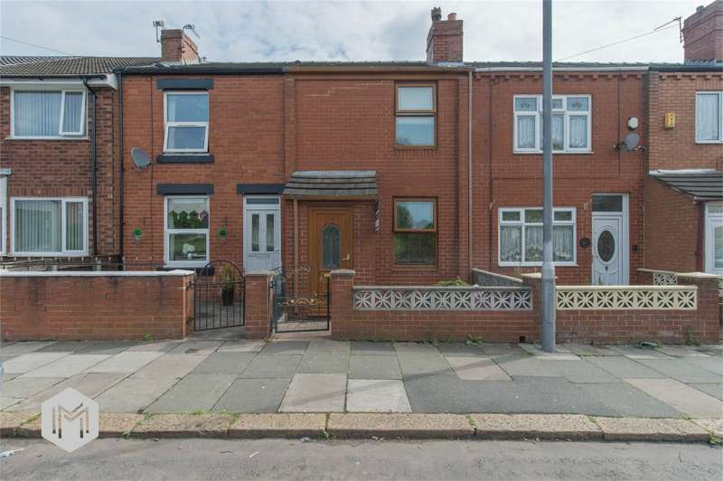 2 Bedrooms Terraced House for sale in Derbyshire Hill Road, St Helens, Lancashire