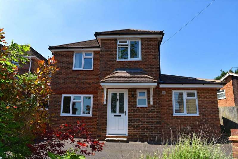 4 Bedrooms Detached House for sale in Rock Lane, Linslade