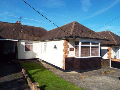 2 Bedrooms Bungalow for sale in Leigh On Sea, Essex