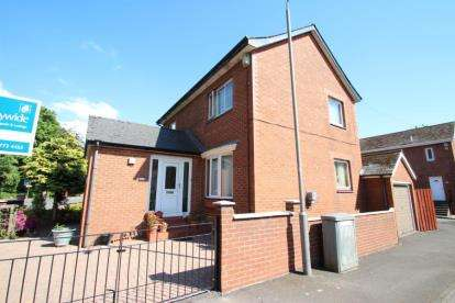 3 Bedrooms Detached House for sale in Hamilton Road, Mount Vernon, Glasgow