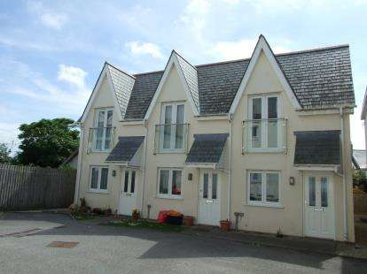 1 Bedroom End Of Terrace House for sale in Newquay, Cornwall