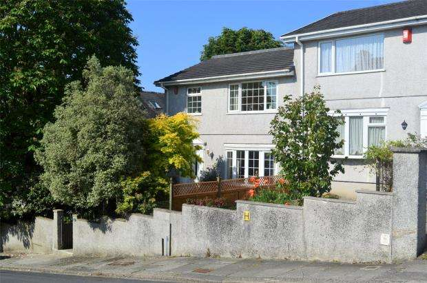 3 Bedrooms Semi Detached House for sale in Gleneagle Road, Plymouth, Devon